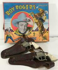 ROY ROGERS & Trigger Official Holster Outfit in Original Box