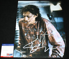 Jeff Goldblum signed 11 x 14, The Fly, Jurassic Park, Independence Day, PSA/DNA