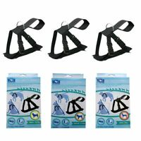 New Dog Safety Harness Pet Padded Car Travel Walking Belt Clip Seat Puppies