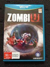 ZombieU (Nintendo Wii U, 2012)