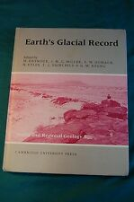 Earth's Glacial Record Deynoux Cambridge University Press 1994
