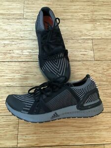 STELLA MCCARTNEY ADIDAS Ultraboost 20 S. Sneakers Black Grey Pink Accent US 9.5