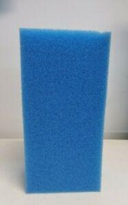 3 x Poret Filter Foam Blocks / Pads Sponge