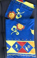 IRISETTE Bettwäsche Mako Satin 155x220 cm 2-tlg blau Flower Power 80x80