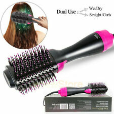 3 In 1 Electric Comb Professional Hair Dryer Brush Hair Straightener Curler Comb