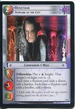 Lord Of The Rings Foil CCG Card RotK 7.R85 Denethor, Steward of The City