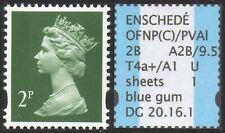 GB SPECIALISED 2p SHEET SINGLE, MNH #3