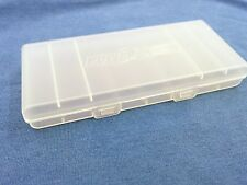 PowerEx Plastic Battery Carrying Case Holder for 8 8-cell AA aaa Sanyo Eneloop