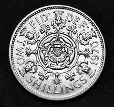 GB FLORIN - LAST YEAR MINTED - 1970 ++ GEM PROOF! ++[fxd]