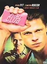Fight Club (Widescreen Edition), Excellent DVD, George Maguire, Edward Norton, M
