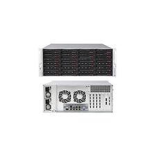 *NEW* SuperMicro SSG-6047R-E1R24L 4U SuperStorage Server **FULL MFR WARRANTY**