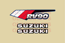 SUZUKI RV 90 ADESIVI STICKERS