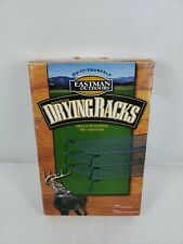 Eastman Outdoors Non Stick Drying Racks 3 Stackable Wild Game Jerkey NEW