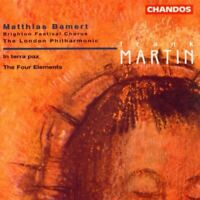 London Philharmonic Orchestra - Frank Martin: In terra pax; The Four Elements