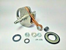 5 Port Crank Shaft Assembly With nut key Washer Oil seal For Vespa PX VBX Stella