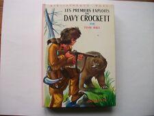 Les premiers exploits de Davy Crockett            Tom Hill