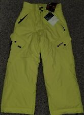 RIPZONE YOUTH CORE SIZE M 12 SKI PANTS SNOWBOARD NEW WITH TAGS