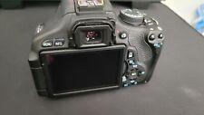 Canon EOS Rebel T3i 18.0MP Digital SLR Camera - Body