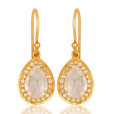 14K Gold Plated Drop Dangle Casual Wear Earrings Modern Fashion Jewelry