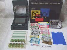 RISO Print Gocco PG-10 Super same as PG-11 5 Master 10 Lamp 20 ink  #21