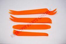 4PC - Plastic Trim / Pry Tool Set