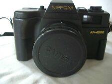 Nippon AR-4392 35 mm Pellicola PUNTA E SCATTA macchina fotografica con flash Lomo Retrò
