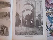 1915 die Woche 44 / Belgrad Lübeck Berlin Essen Warschau Juden Brügge