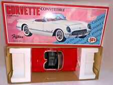 1953 Corvette Convertible Tin Toy Car by 50's Fifties Made In Japan