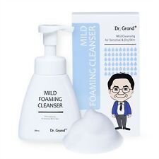 New Dr.Grand+ Mild Foaming Cleanser Moisturizing Skin Care Cosmetics 280ml