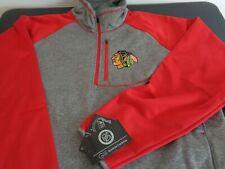 CHICAGO BLACKHAWKS Hockey G-III Mountain Trail Pullover XXL Sweatshirt Jacket