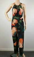 Events Tropical Sleeveless Casual Long Jumpsuit Playsuit / Size 8