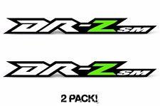 AMR Racing Suzuki DRZ-SM Swingarm Graphic Kit Number Plate Decal Sticker Part G