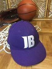 Justin Bieber Baseball Cap Purple The Fittie JB Fever h14