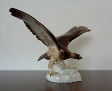 Herend Porzellanfigur, Adler 5057