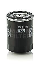 MANN W 610/1 Oil Filter