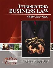 Introductory Business Law CLEP Test Study Guide - PassYourClass like new