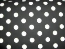 25 White colour polka dots vinyl wall art sticker room decor decals wallart