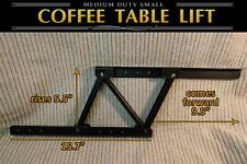 Lift Top Coffee Table Mechanism DIY Hardware Lift Up Furniture Hinge Spring F