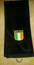 Ireland Shield Flag Golf Towel
