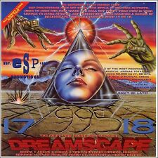 DREAMSCAPE 17 & 18 (DRUM N BASS CD's) 11/3/95 (WORLD DANCE, UNITED DANCE)