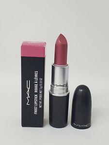 New Authentic MAC Frost Lipstick 307 Creme De La Femme