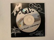 FUEL CD! ON THE ROAD AGAIN PROMO K 56594-S1 SIGNED BY BAND!