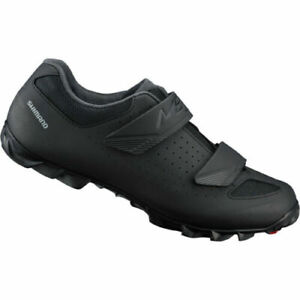 Shimano ME1 SPD Shoes, Black, Size 37