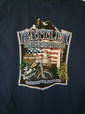 Harley Davidson Men's shirt size large Battley Gaithersburg Maryland 2008
