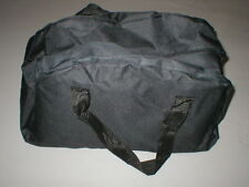 Small Black Gym Duffel Bag Hand Duffle Sport Helmet Shoes Clothes