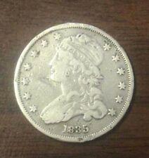 1835 Capped Bust Quarter