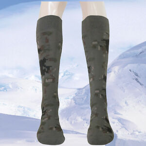 2Pairs Mens Thick Outdoor Trail Camping Trekking Hiking army Boot Military Socks