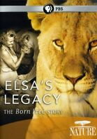 Nature: Elsa's Legacy: The Born Free Story [New DVD]