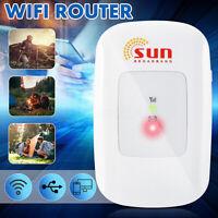 4G LTE FDD Wifi Wireless Router Mobile Broadband Hotspot SIM Card Slot Unlocked