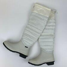 NIB Tretorn Harriet Womens Over-the-knee White Winter Rain Boots Shoes Size 7